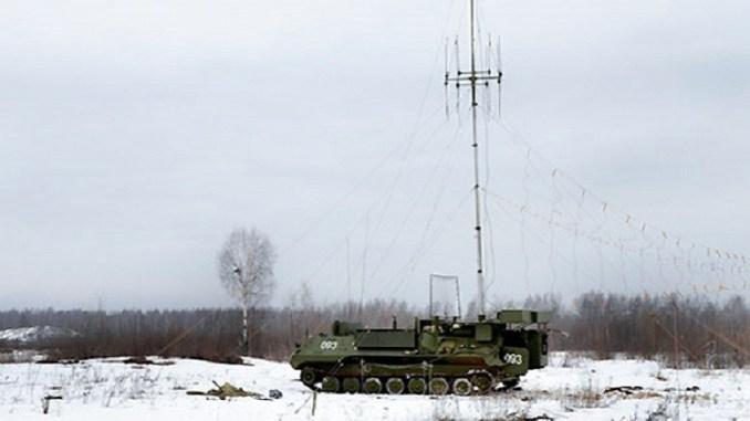 سلاح روسي لتعطيل الطائرات بدون طيار