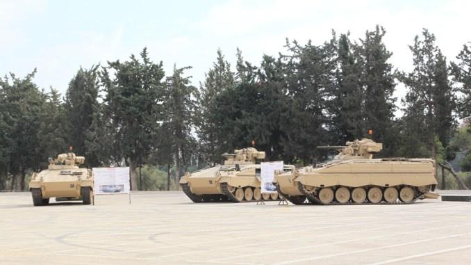 آليات عسكرية من طراز Marder