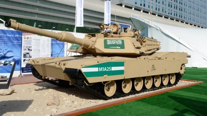 دبابة M1A2S