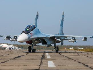 مقاتلة Su-30SM