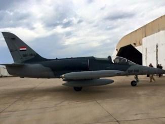 مقاتلة L159 العراقية