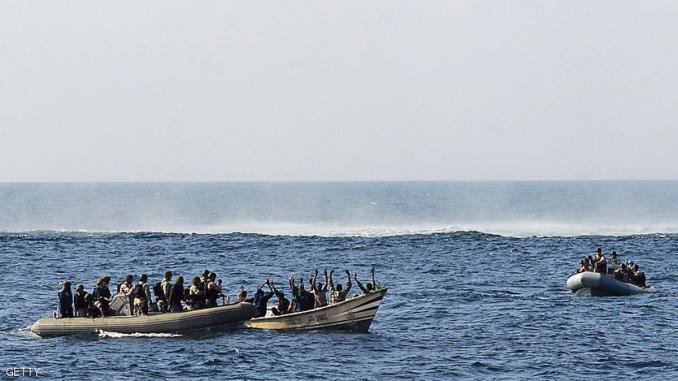 القرصنة البحرية