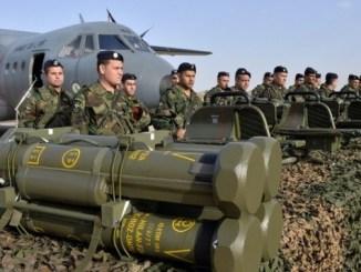 الهبة السعودية إلى الجيش اللبناني