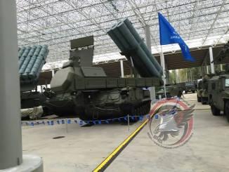 منظومة الدفاع الجوي Buk-M3