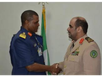 بحث التعاون الثنائي بين السعودية ونيجيريا