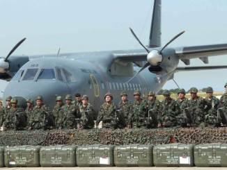 الهبة السعودية للجيش اللبناني