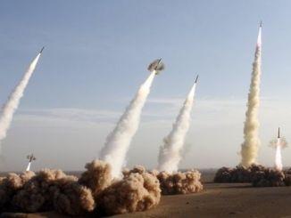 تجارب إطلاق صواريخ إيرانية