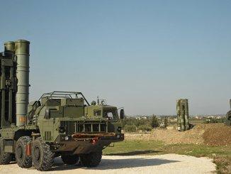 منظومة أس-400 الروسية