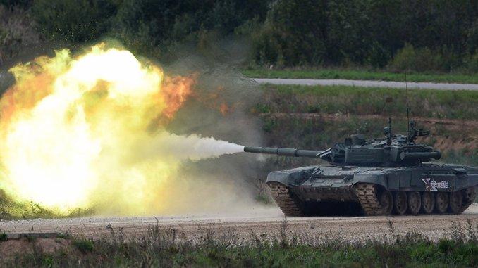 دبابة ي-90 الروسية