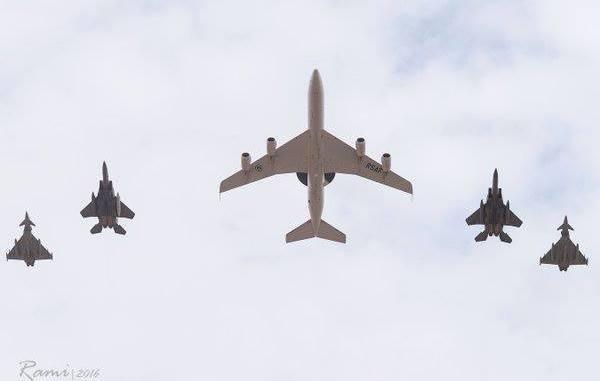 طائرات تابعة للقوات الجوية السعودية