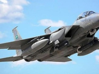 مقاتلة أف-15 السعودية