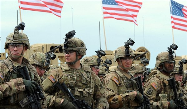 عناصر من القوات الأميركية