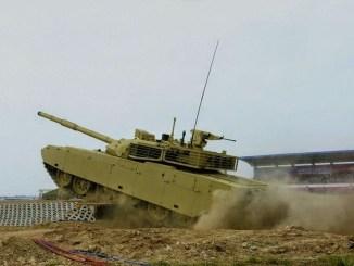 دبابة MBT-3000