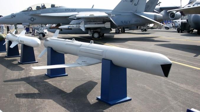 الصاروخ الجوال AGM-84H SLAM-ER