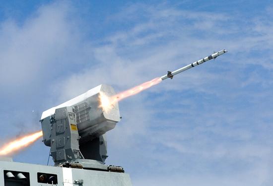 صاروخ رام من رايثيون