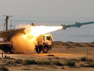 اختبار صاروخي إيراني - صورة أرشيفية