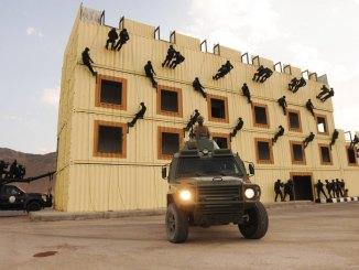 استعدادات قوات الأمن الخاصة السعودية