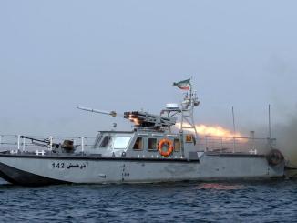 زورق إيراني