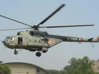 مروحية مي-17 الهندية