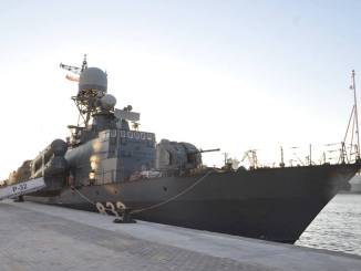 لنش الصواريخ RKA-32 Molniya