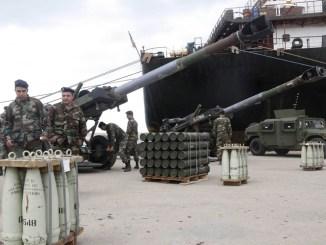 معدات عسكرية للجيش اللبناني