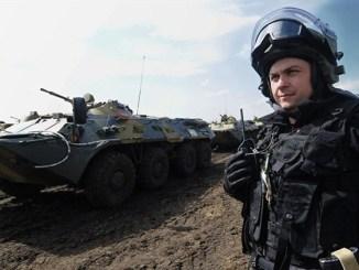 تجهيزات عسكرية للجندي الروسي