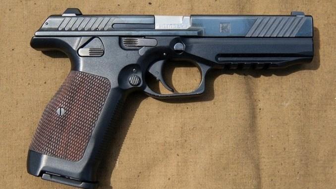 مسدس ليبيديف