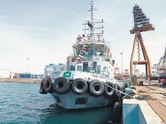 سفينة من إنتاج شركة الزامل السعودية