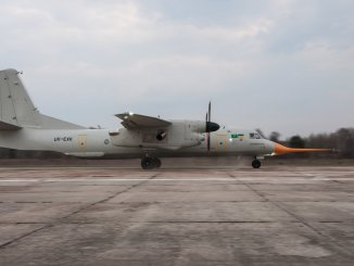 طائرة AN-132D