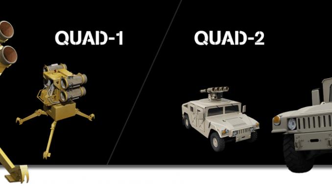 Quad1 و Quad2