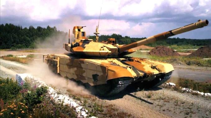 دبابة القتال الرئيسة T-90MS