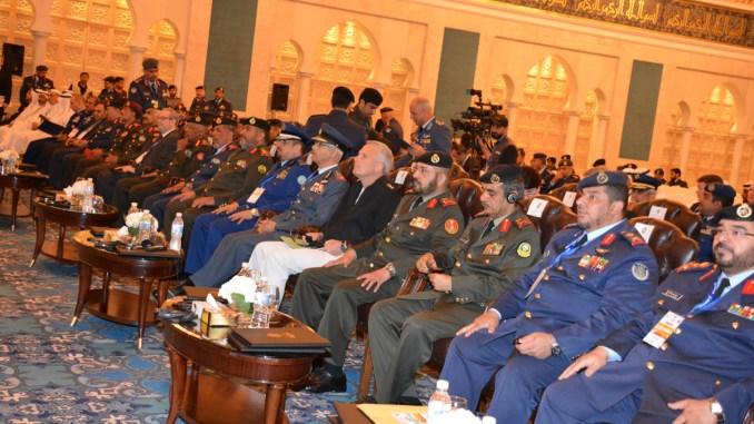 لقطة من المؤتمر في الكويت