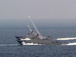 إطلاق صواريخ تايوانية