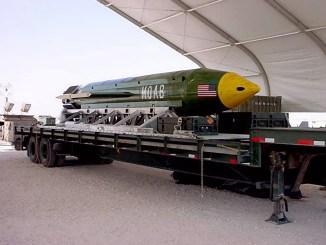 """""""أم القنابل"""" الأميركية"""