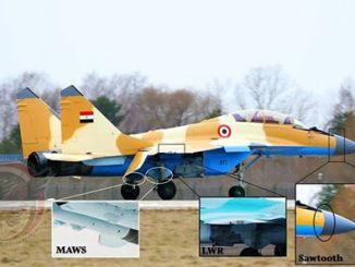 مقاتلة MiG-29M/M2 المصرية