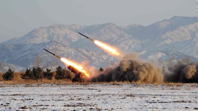 تجربة نووية لكوريا الشمالية