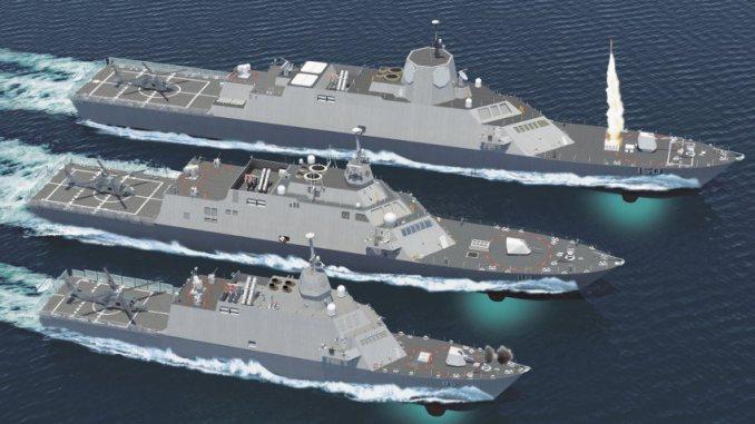 سفن القتال الساحلي من لوكهيد مارتن