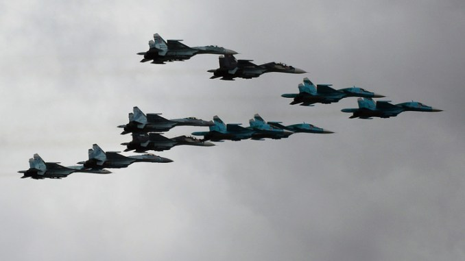 """مقاتلات """"سو-35"""" الروسية"""
