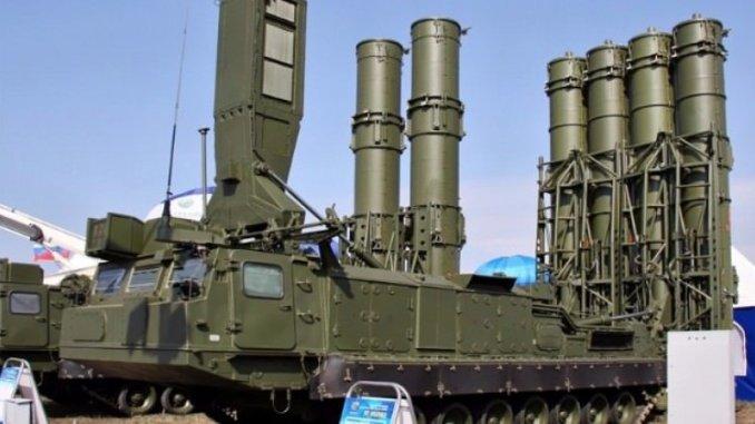 نظام الدفاع الجوي إس-30 الروسي