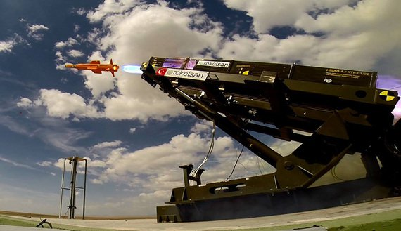 صاروخ من إنتاج روكتسان