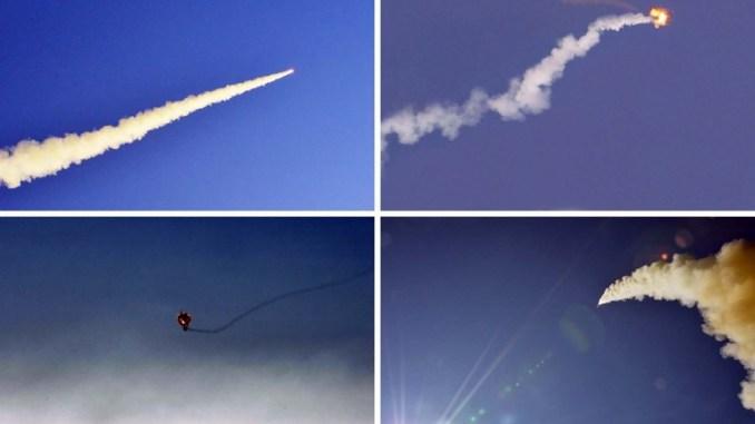 اختبارات صاروخية كورية شمالية (AFP)