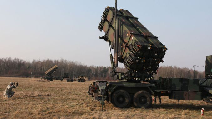 منظومة الدرع الصاروخي