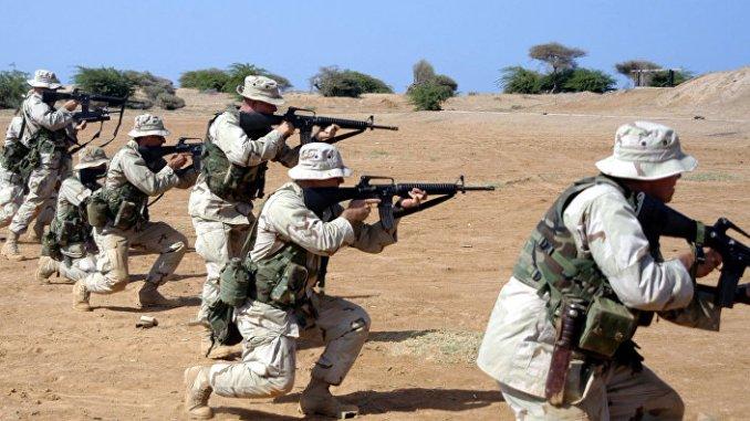 قاعدة عسكرية أميركية في جيبوتي