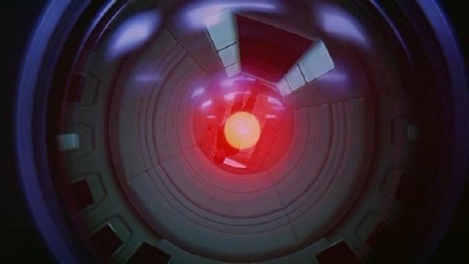 """صورة من فيلم """"2001: ملحمة الفضاء"""""""