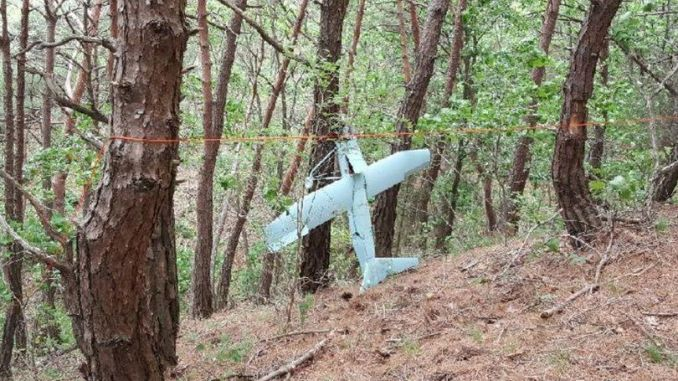 طائرة بلا طيار كورية شمالية