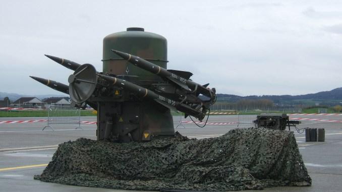 نظام Rapier للدفاع الجوي