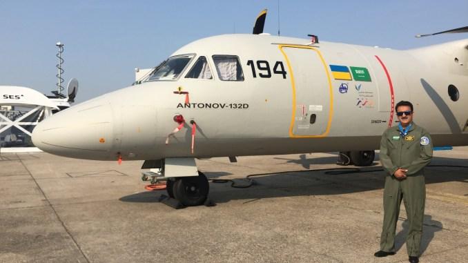 اللواء الطيار متقاعد محمد عياش (صورة حصرية)