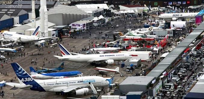معرض باريس للطيران