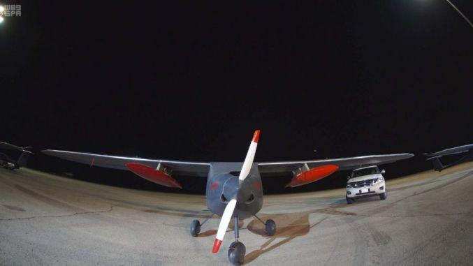 طائرة النورس السعودية