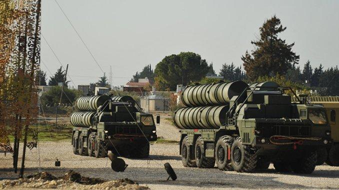 نظام صواريخ أس-400